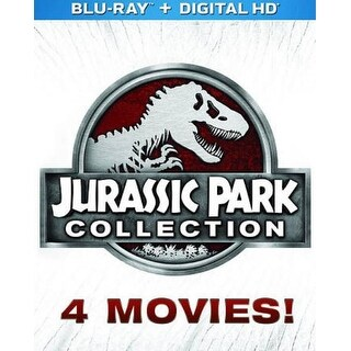 Jurassic Park Collection - Blu-ray/DVD