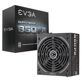 Evga Supernova 850 P2, 80+ Platinum 850W , Fully Modular , Evga Eco Mode, 10 Year Warranty , Includes Free Power On Self