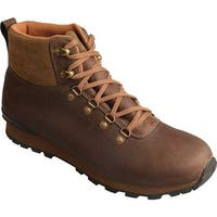Twisted X Boots Men's MWAW001 Western Athleisure Hiking Boot Crema Taupe Leather
