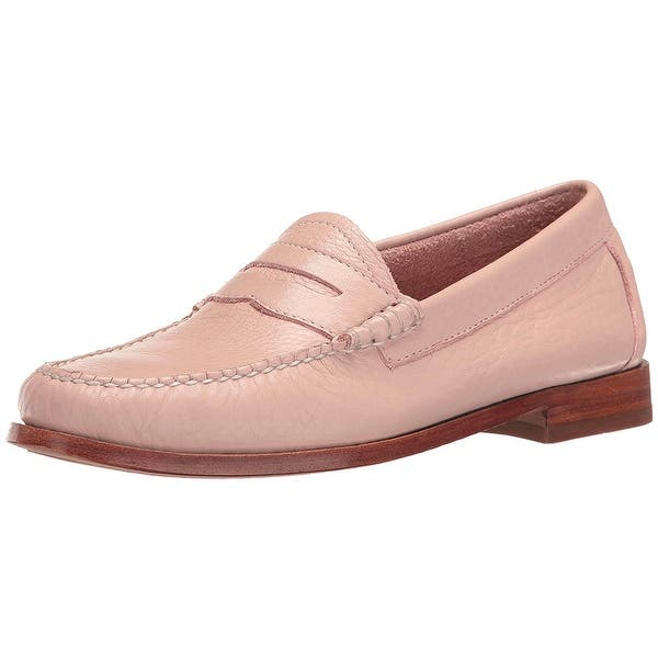 0e0ad190209 Shop G.H. Bass   Co. Womens Whitney Leather Closed Toe Loafers ...
