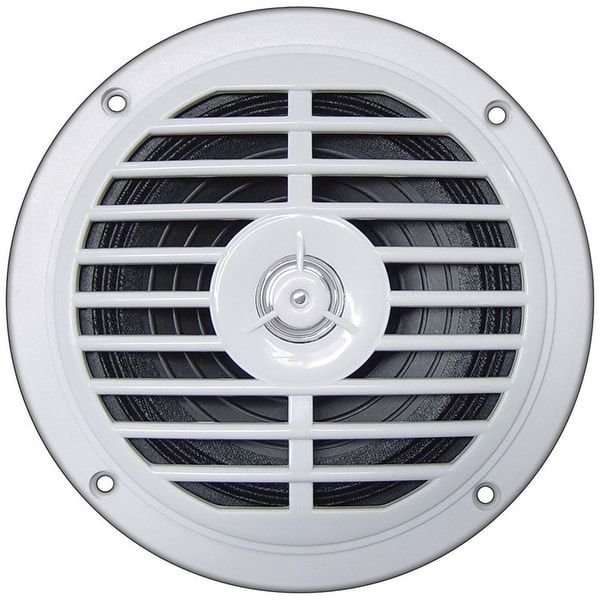 "Pyle 5.25"" Hydra marine speakers white"