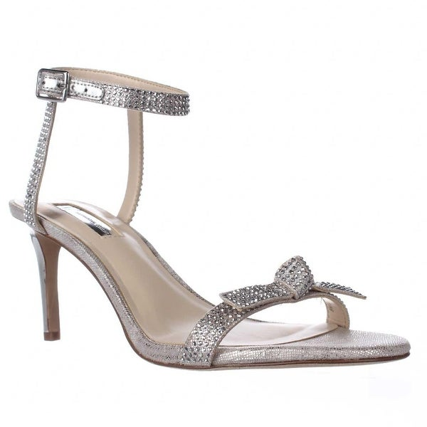 a52a391e2596 I35 Laniah Ankle Strap Evening Sandals