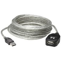 Manhattan Usb 2.0 Active Extension Cable 16ft