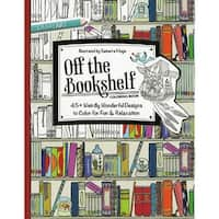 C & T Publishing-Off The Bookshelf Coloring