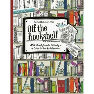 C & T Publishing-Off The Bookshelf Coloring