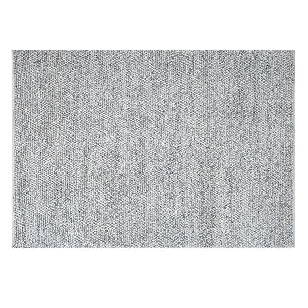 Poly and Bark Blair Rug in Pebbled Grey. Opens flyout.