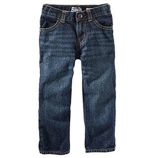 OshKosh B'Gosh Little Boys' E-Z Adjust-TRUE BLUE- Regular-4R