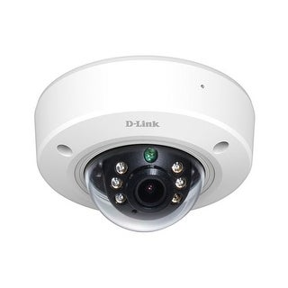 D-Link 2MP Full HD Outdoor Mini-dome Poe Ip Camera 2MP Full HD Outdoor PoE Mini Dome Camera
