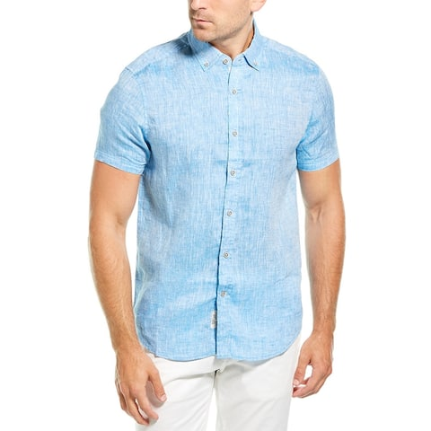 Heritage Report Collection Linen Shirt