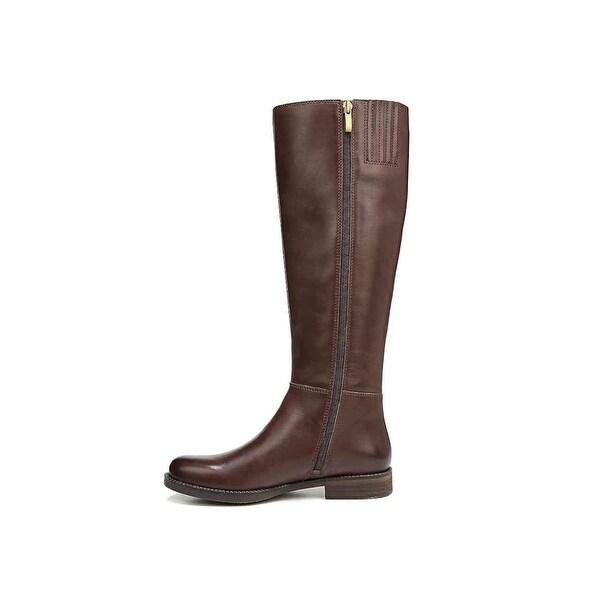 Franco Sarto Womens cranford 2 Leather Closed Toe Knee High Fashion Boots - 7