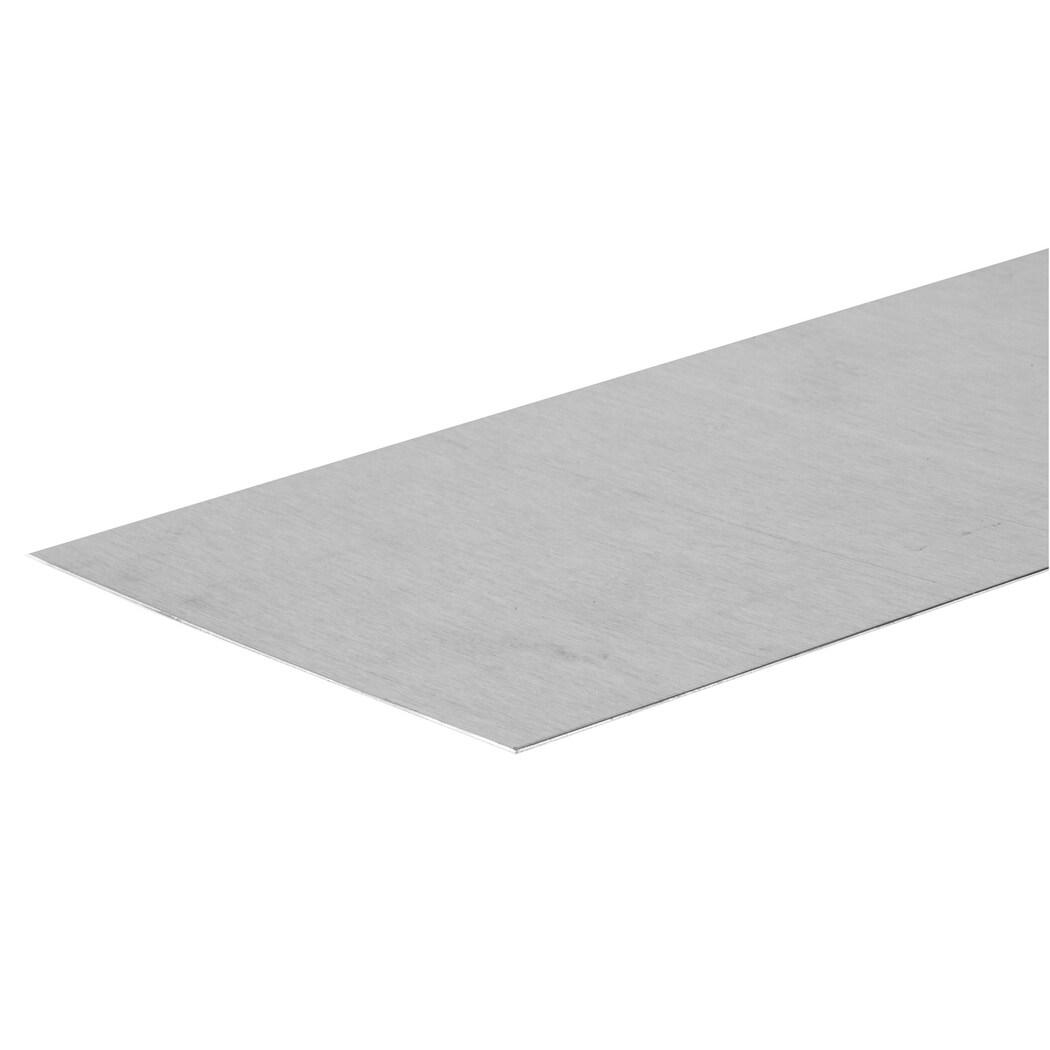Stanley 347161 Mill Finish Aluminum Sheet, 8X18