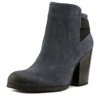 Kenneth Cole Reaction Might Make It Women Round Toe Leather Blue Bootie|https://ak1.ostkcdn.com/images/products/is/images/direct/12edcc96de5c1031ed4f296e40e192e5702496f6/Kenneth-Cole-Reaction-Might-Make-It-Round-Toe-Leather-Bootie.jpg?impolicy=medium