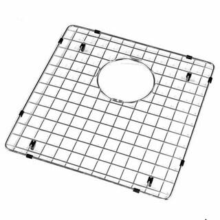 """Houzer BG-4170 Wirecraft 15-1/2""""L x 14-1/2""""W Stainless Steel Kitchen Sink Basin Rack"""