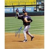 Signed Wilson Enrique New York Yankees 8x10 Photo autographed
