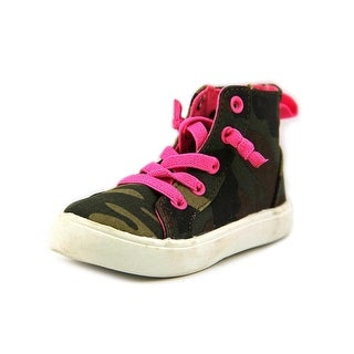 Carter's Avery Round Toe Canvas Sneakers