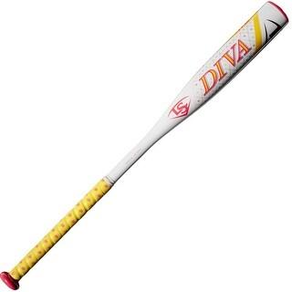 "Louisville Slugger 2018 Diva -11.5 Fastpitch Youth Softball Bat (30""/18.5 oz)"