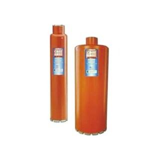 "Diamond Products 05060 Heavy Duty Orange 4"" Wet Core Bit for Asphalt or Block fo"