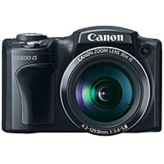 Canon PowerShot 6353B001 SX500 16.0 Megapixels Digital Camera - (Refurbished)