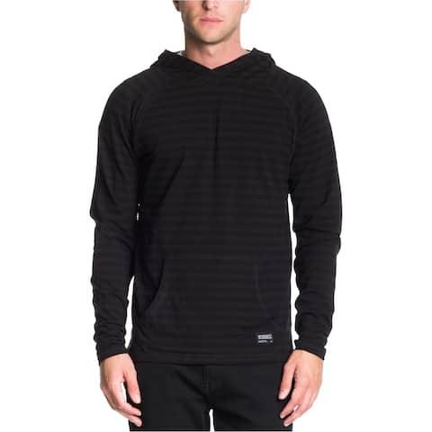 Ezekiel Mens Striped Hoodie Sweatshirt