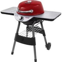 Char-Broil 17602047 240 Patio Bistro Electric Tru-Infrared Grill In Salsa Red