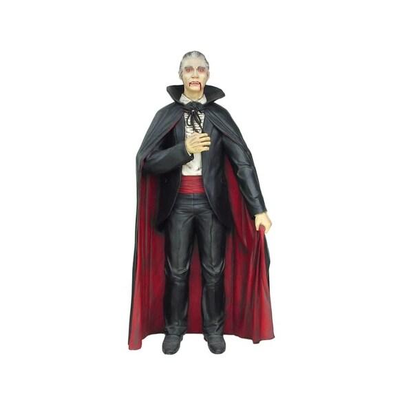 Christmas at Winterland WL-DRACULA-06 Halloween 6 Foot Tall Dracula Statue