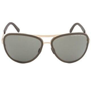 Porsche Design Design P8567 B Aviator Sunglasses