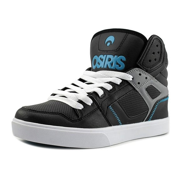 Osiris Clone Women Black/Teal/Grey Sneakers Shoes