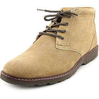 Nunn Bush Tomah Men Round Toe Suede Chukka Boot