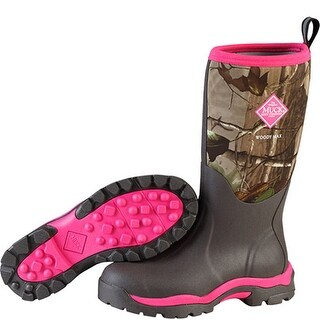 Muck Boot's Womens Woody Max Boot Real Tree Xtra - Size 9