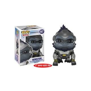 "Pop! Games:Overwatch- Winston 6"""