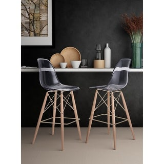 Link to Shadow Bar Chair Natural & Gold Similar Items in Dining Room & Bar Furniture