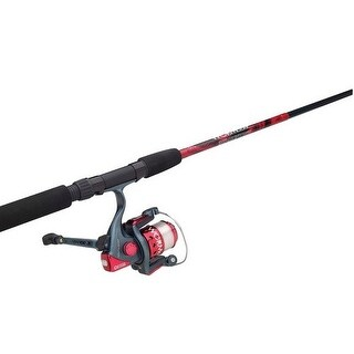 """South Bend Worm Gear Spinning Combo Medium Action 5'6"""" WG-SPN/A"""