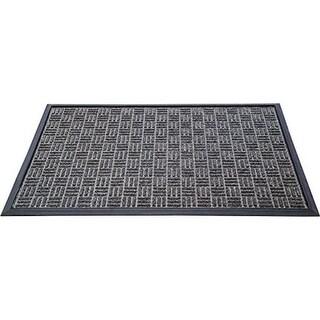 Floortex 48 x 72 in. Doortex Rib Mat Heavy-Duty Indoor & Outdoor