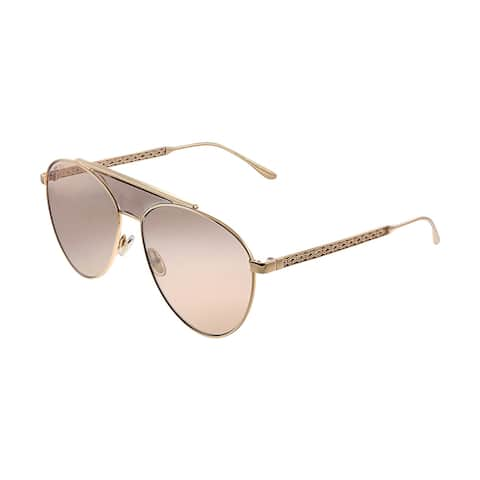 Jimmy Choo JC Ave BKU 2S Womens Pink Frame Red Lens Sunglasses
