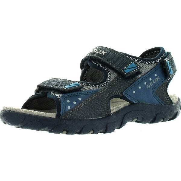 Geox Boys Strada Adventure Fisherman Sandals