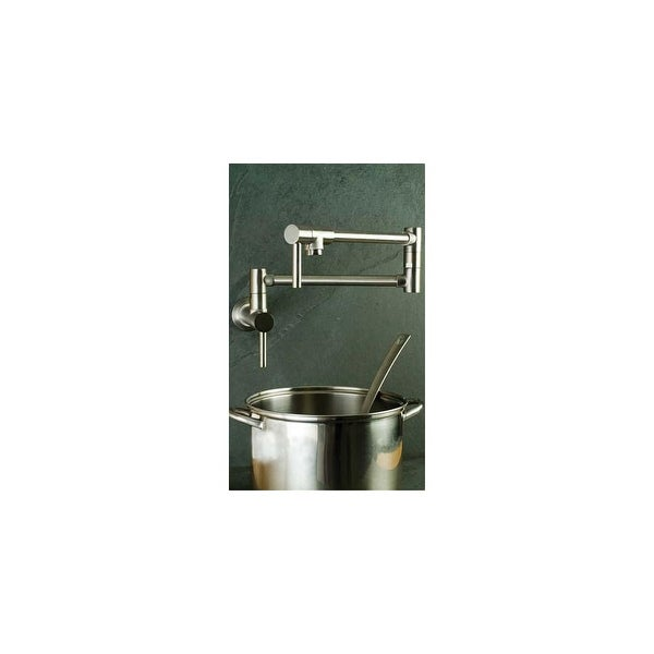 Shop Newport Brass 9485 East Linear Double Handle Wall Mounted Pot