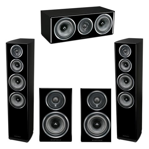 Wharfedale Diamond 11 System Black 5.0 11.4, 11.CS, 11.0