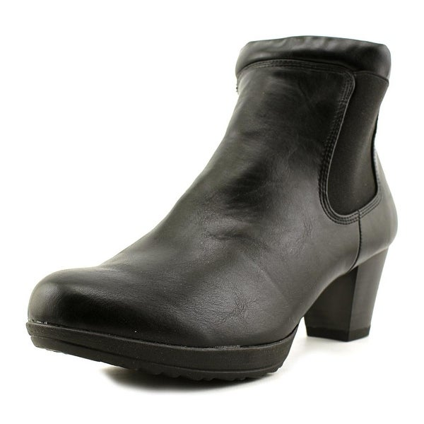 Patrizia By Spring Step Blisbot Women Black Boots