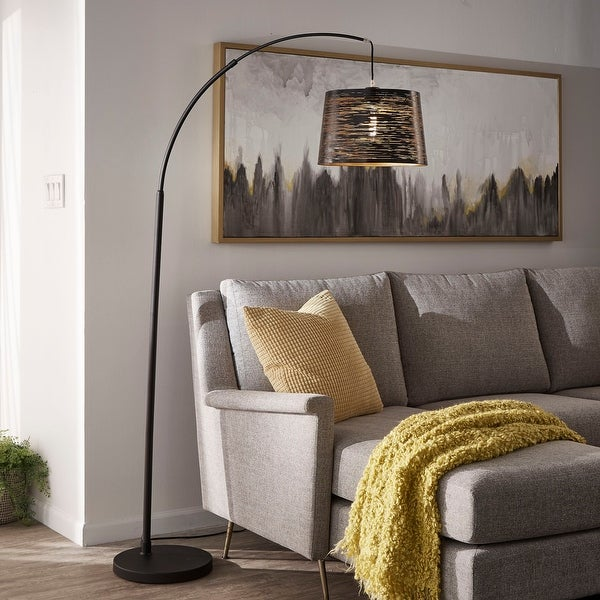 Arley Arched Floor Lamp by iNSPIRE Q Classic. Opens flyout.