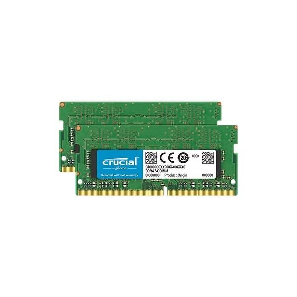 Crucial CT2K8G4SFS824A Computer RAM Module w/ 16GB 2 x 8GB DDR4 SD RAM