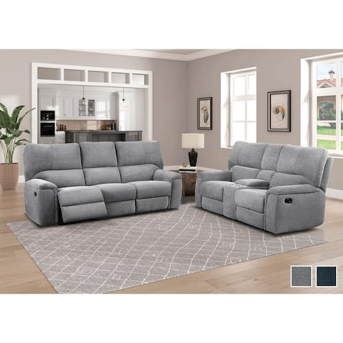 Linville 2-Piece Reclining Living Room Set