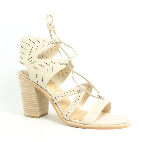 Dolce Vita Womens Luci Sand Nubuck Sandals Size 10