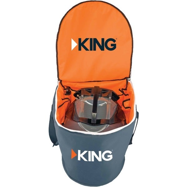 KING CB1000 Padded Carry Bag for DISH(R) Tailgater(R) or KING Quest(TM)