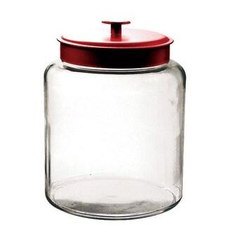 """Anchor Hocking 2 Gallon Montana Jar Barrel Jar"""