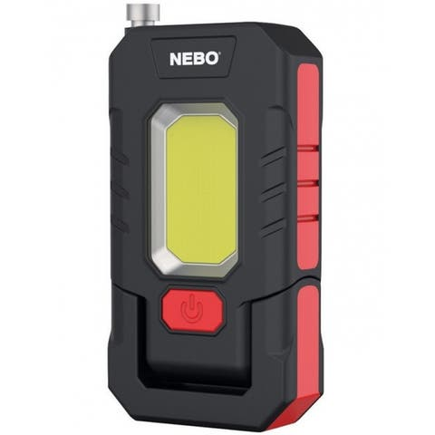 Nebo 6683 Work Brite Grab LED Work Light With Extendable Magnet