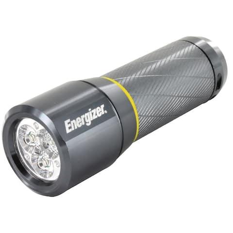 Energizer EPMHH32E Vision HD LED Flashlight, 250 lumens, Metallic