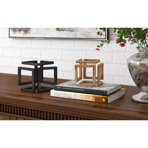 Ryker, S2 Decorative Tabletop Accessory