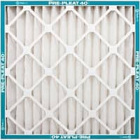 Flanders 16X20x4 Pltd Air Filter 80055.041620 Unit: EACH Contains 6 per case