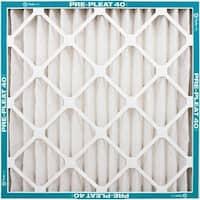 Flanders 20X25x4 Pltd Air Filter 80055.042025 Unit: EACH Contains 6 per case