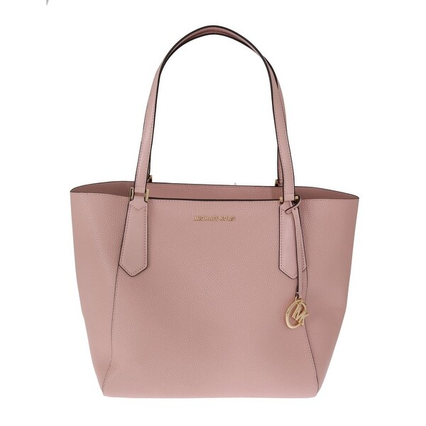 0a00863d5a67 Shop Michael Kors Handbags Pink KIMBERLY Leather Tote Bag - One Size ...